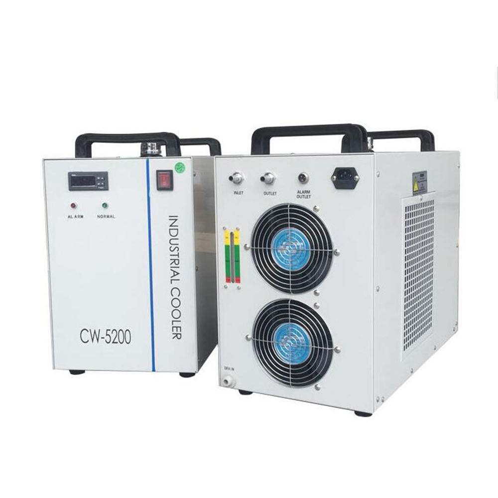 Industrial Water Chiller Model CW3000 /CW5000 /CW5200 CO2 Laser Equipment Components