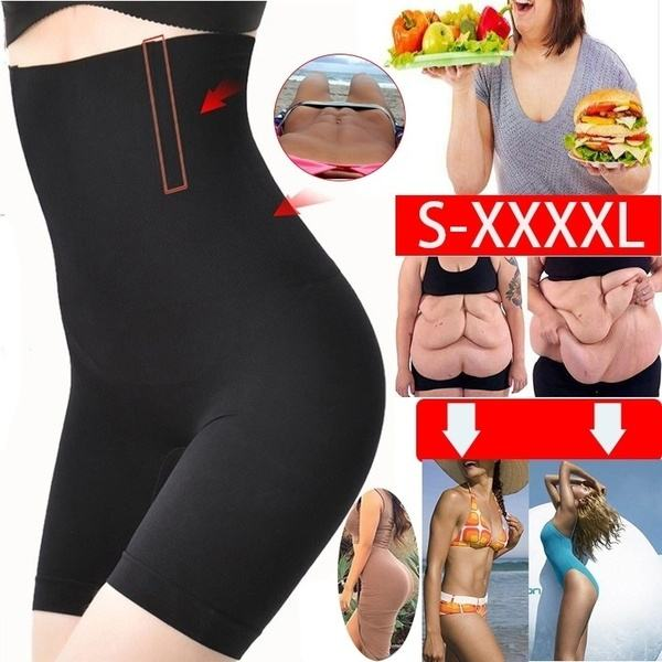 Wholesale High Elastic Tummy Trimmer Postpartum Butt Lifter Women Slimming Pants Seamless Body Shaper