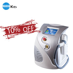 Beijing KES TUV CE Approved Q switch tattoo removal nd yag laser treatment machine med 810a