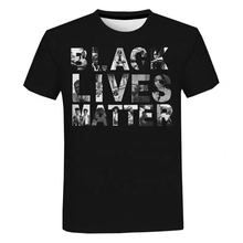 Hot sale black lives matter clothes black lives matter shirts transfer printing black lives matter t shirts custom printing
