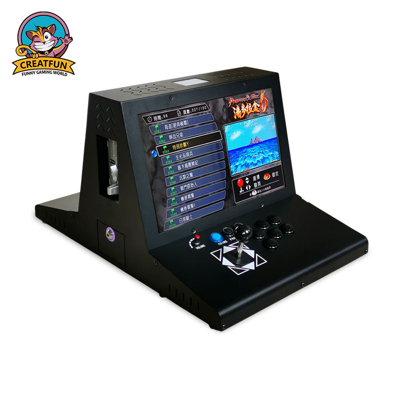17 inch 2 spelers terug naar game console arcade street figther games arcade <span class=keywords><strong>doos</strong></span>