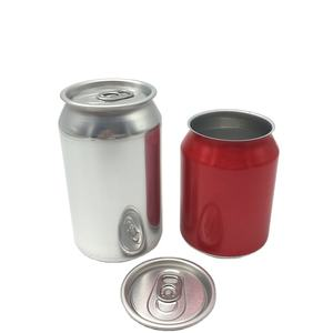 250ml 330ml 500ml color customized drink printing aluminum beverage beer can
