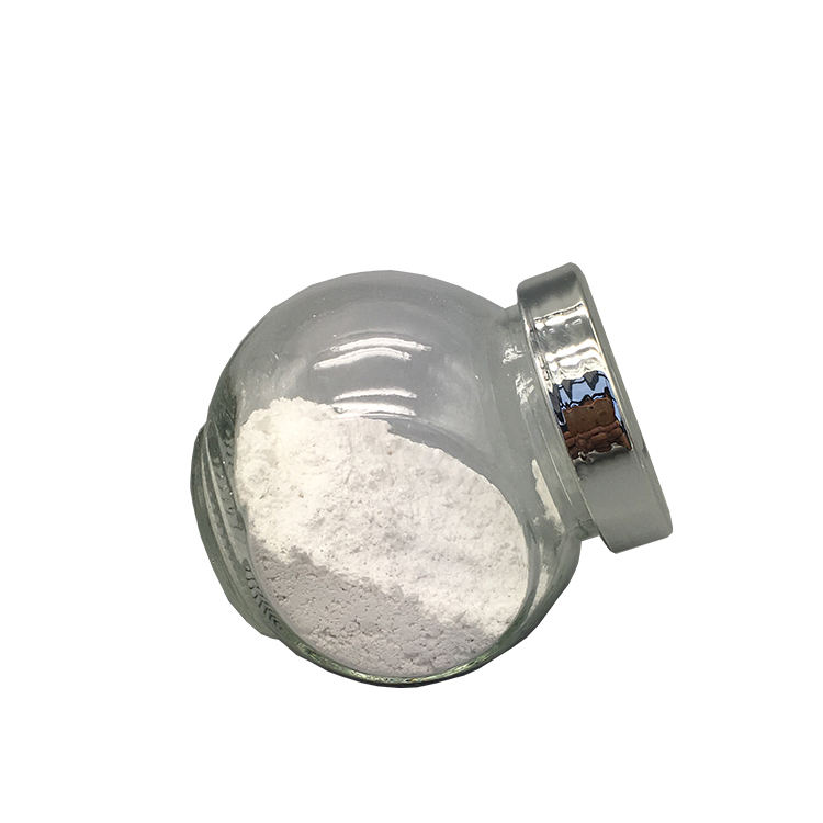 High purity silica microspheres powder