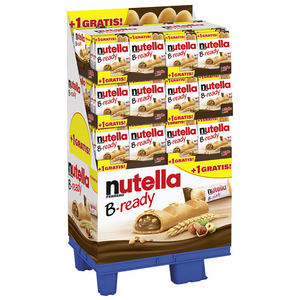 Ferrero Nutella b-ready Chocolate