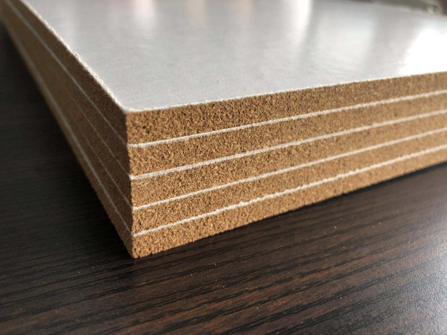 "Premium Cork Tiles 12""x12"" 1/2"" Thick Cork Board Bulletin Board Mini Wall Ultra Strong Self Adhesive Backing 4 Pack"