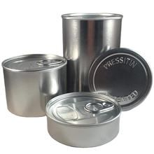 Metal self-sealing sealed canned food cans tea cans