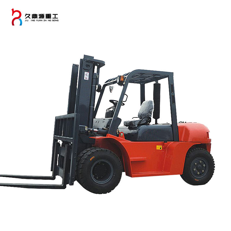 Wholesale factory direct sales diesel mini small 7 tons Forklift truck JDY-70