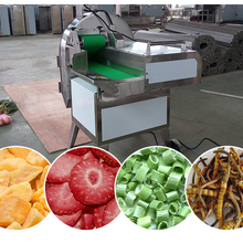 Commercial onion slicer industrial vegetable cutting machine