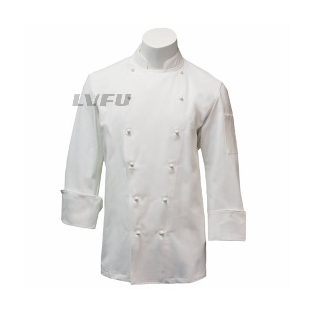 Wholesale Executive Chef Coat /Jacket - Hotel Restaurant Uniform