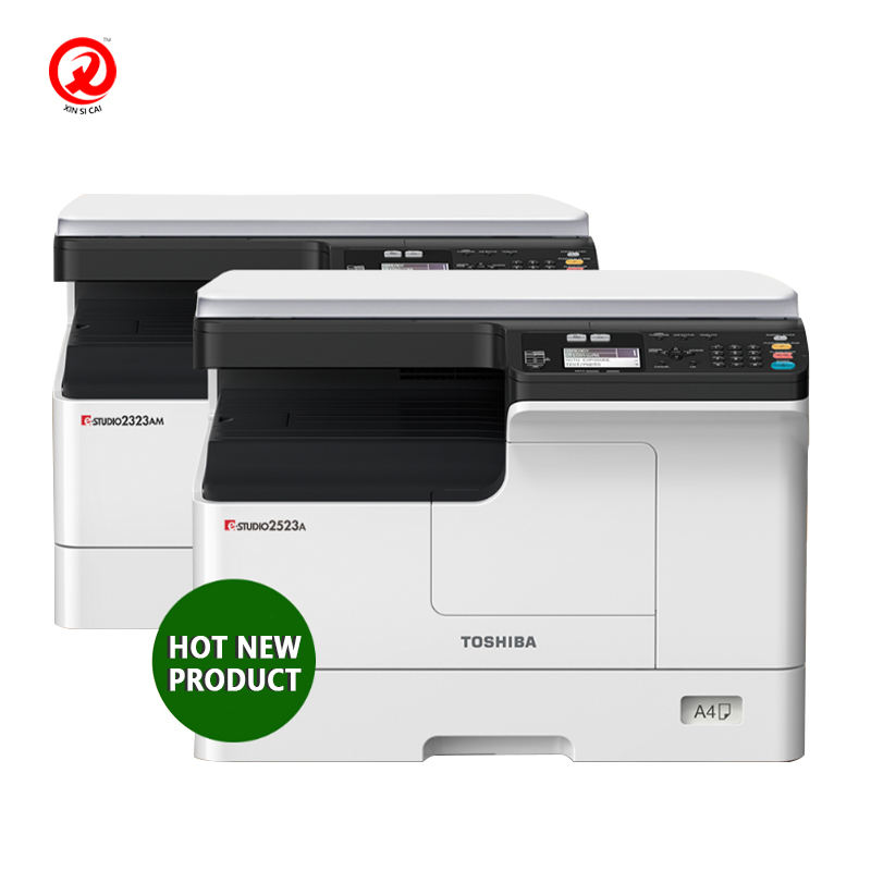 Factory Direct Sales for toshiba machine 2523A photocopy multifunction A3 A4 black and white laser printer scanner copier
