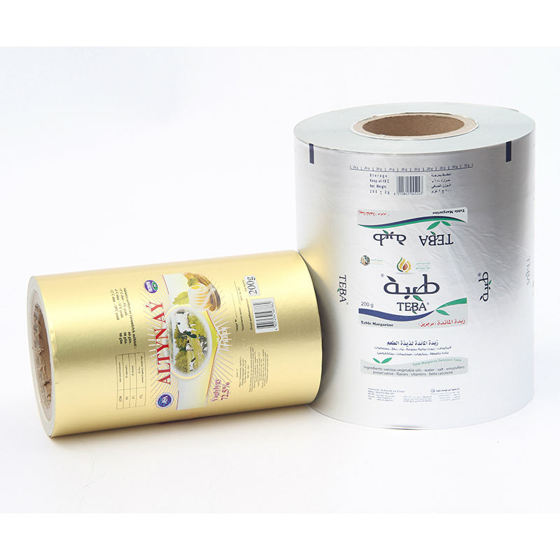 One-Stop Service [ Greaseproof Paper ] Greaseproof Foil Wrapping Paper 8011 Composited Foil Greaseproof Butter Wrapping Paper Roll Aluminum Paper Packaging