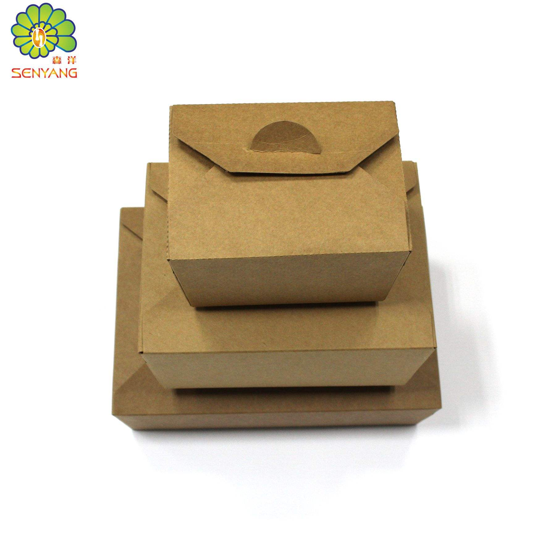 Fast Food Biodegradabile <span class=keywords><strong>Contenitore</strong></span> Recycle Box <span class=keywords><strong>Contenitore</strong></span> <span class=keywords><strong>Di</strong></span> Carta Kraft <span class=keywords><strong>di</strong></span> Togliere Cibo Kraft Pacchetto della scatola <span class=keywords><strong>di</strong></span> pranzo