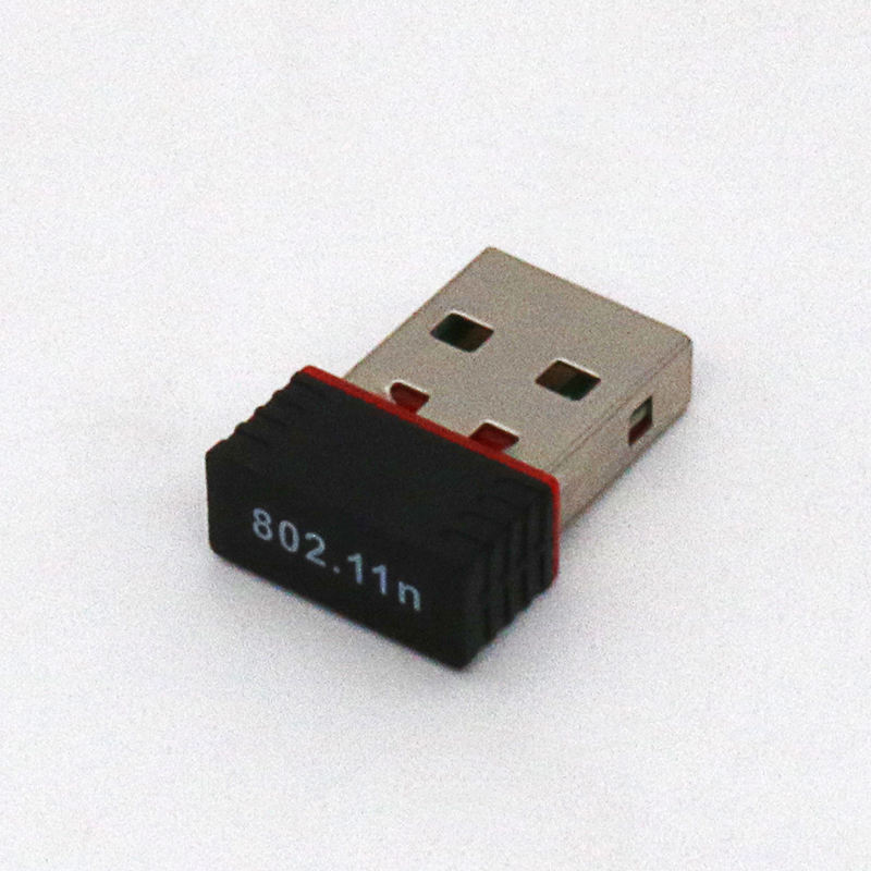 2.4G Draadloze Wifi Dongle Ethernet 802.11 N Ontvanger Netwerkkaart Usb Wifi Adapter