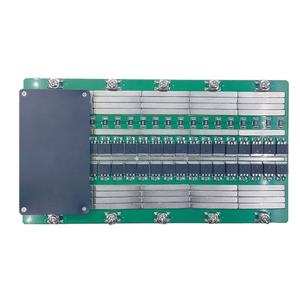 OEM Wholesale PCB Board 60A Active Balance BMS Aluminum Substrate For Lithium Battery