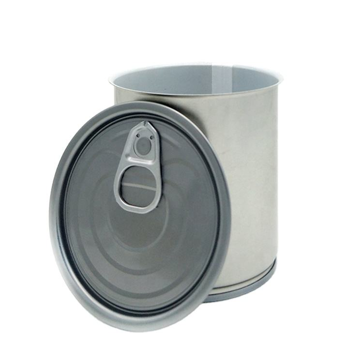 330ml easy open tin food can for condensed coconut milk packing