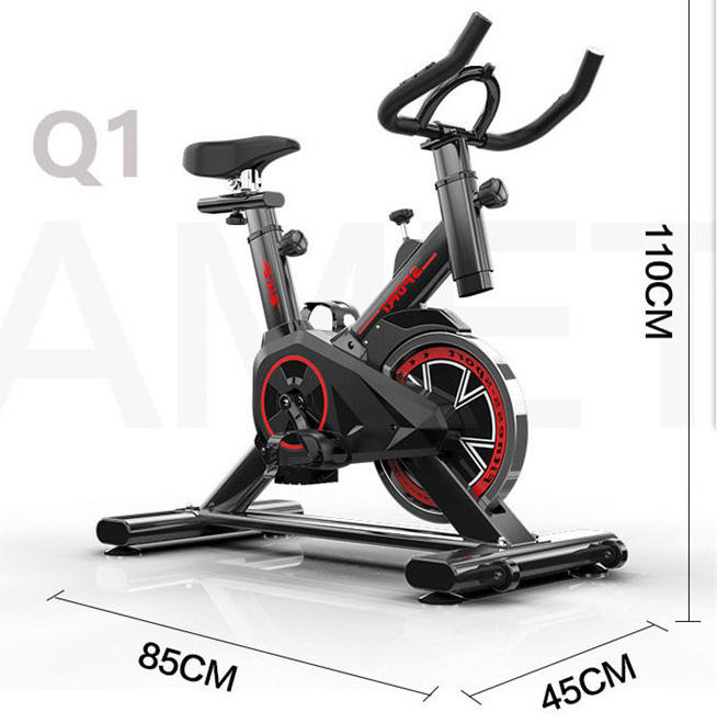 Commercial Spinning Bike Usa Bike Professional Body Fit Indoor Blade 18kg 20kg Flywheel Exercise Spinning Exercise Sports Bike