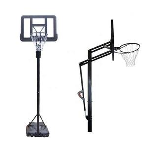 Good quality Inground adjustable basketball hoop/stand/system
