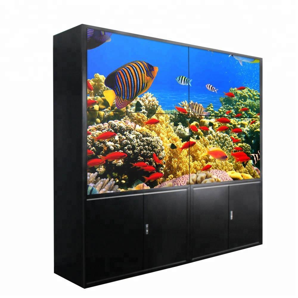 Nba musica pubblicità dell'interno centro di controllo media player video schermo a parete parete video a cristalli liquidi