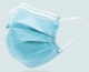 China face mask suppliers,3 ply blue Civilian face masks for germ protection