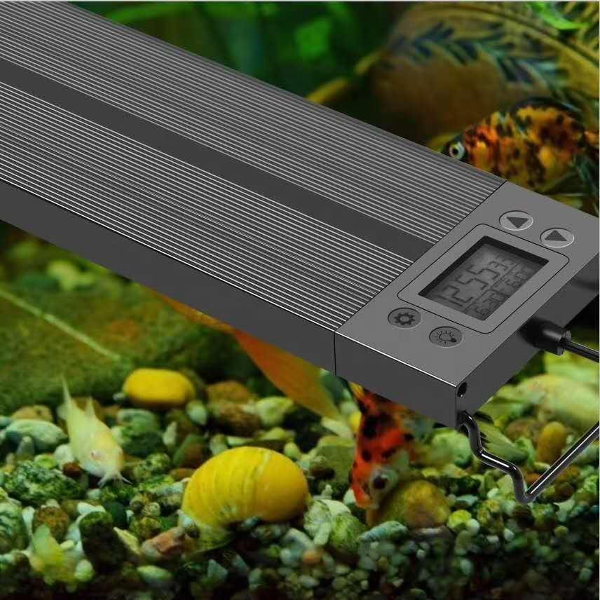 Aquarium Led Light Wifi, Aquarium Led Light Wrgb, Aquarium Led Chiếu Sáng Đầy Đủ Quang Phổ