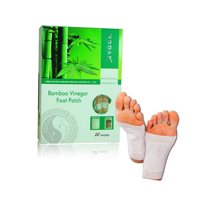 Foot Patch Detox For Ginger Style