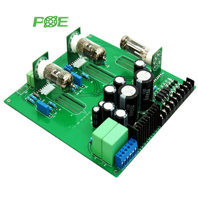 شنتشن لوح دائرة إلكترونية yunتجميعة PCB خط تصنيع PCBA