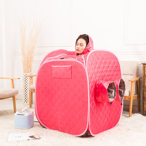 Wholesale multifunctional household hydrogen-rich steam sauna tent portable weight loss beauty shower generator sauna box