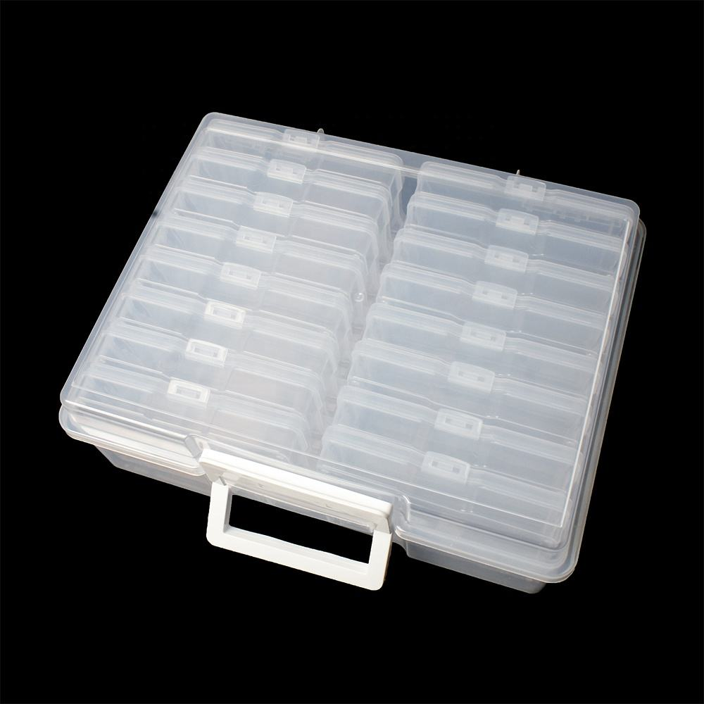 29514 Photo Storage Card Storage Plastic box