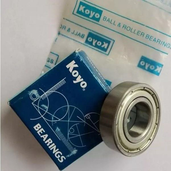 China Motor Bearing 6000 series Deep Groove Ball Bearing