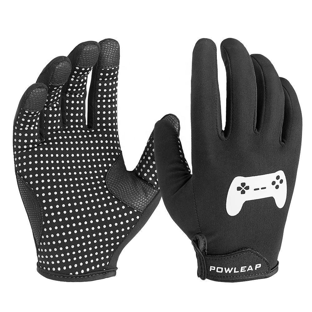 Wholesale Professional Computer Game Gamer Gloves Custom Anti Slip Gaming Gloves Supplier