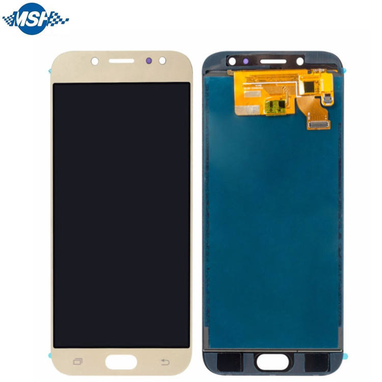 Factory Wholesale LCD Screen TFT For Samsung Galaxy J7 Spare Parts For Samsung Cell Phone Lcd Display