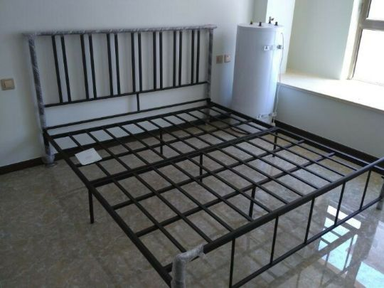Surplus Steel Detachable Single Decker Bed King Size Frame Bedroom Furniture Single With Wardrobe For Prison