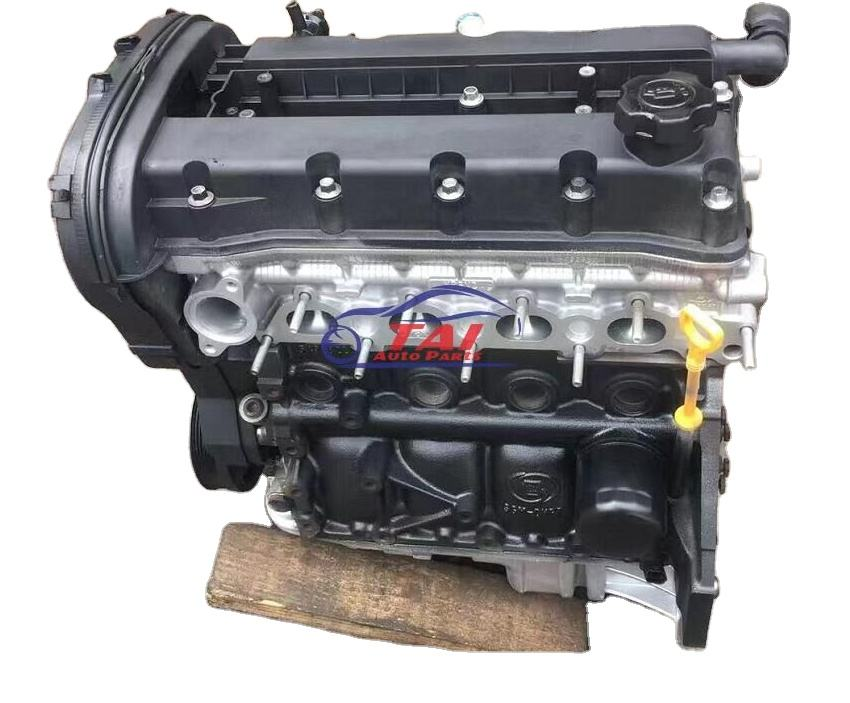 1.4L 1.6L LX6 Chevrolet Aveo Engine Motor With Manual Transmission
