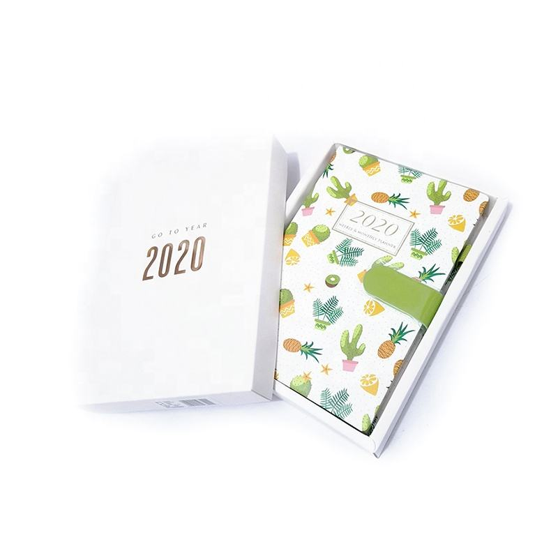 Aangepaste Papier Gift Set Video Agenda