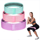 Fabric resistance band loop stretching sport training bands