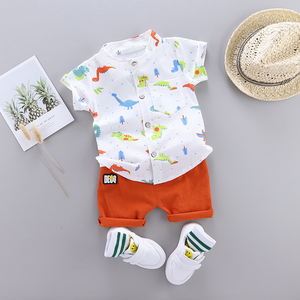 Wholesale yiwu 2 year boys summer clothes baby boy clothing cotton t shirts for boys