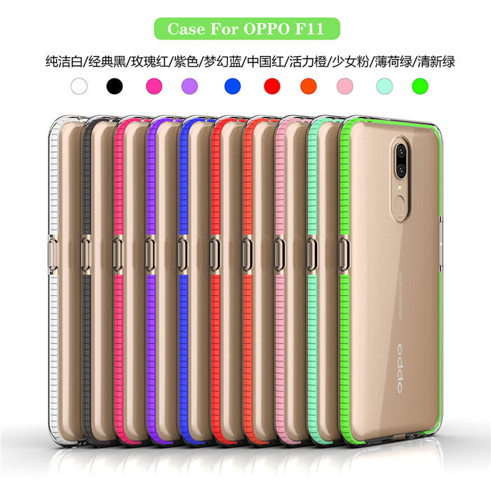 Tpu <span class=keywords><strong>Mobiele</strong></span> <span class=keywords><strong>Telefoon</strong></span> Geval Voor Oppo <span class=keywords><strong>F11</strong></span> A9 A9X, Transparant <span class=keywords><strong>Mobiele</strong></span> <span class=keywords><strong>Telefoon</strong></span> Cover