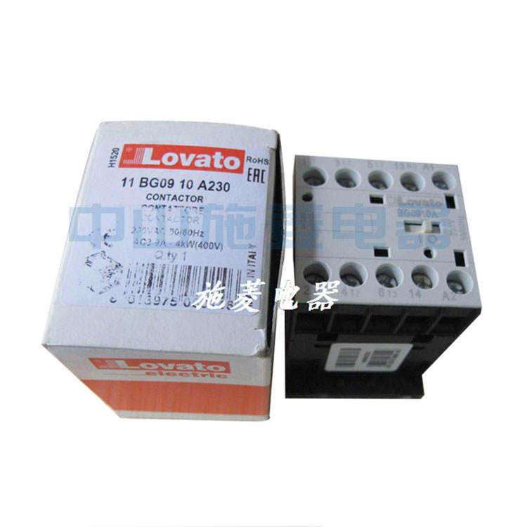 Italy LOVATO contactor BG0910A contactor LOVATO BG0910A imported relay