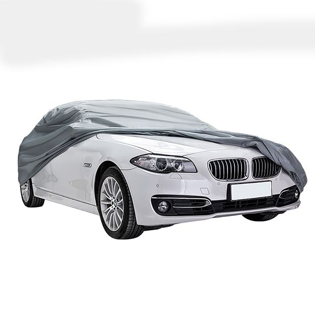 PEVA Car Body Covers Waterproof All Weather Plastic Car Covers