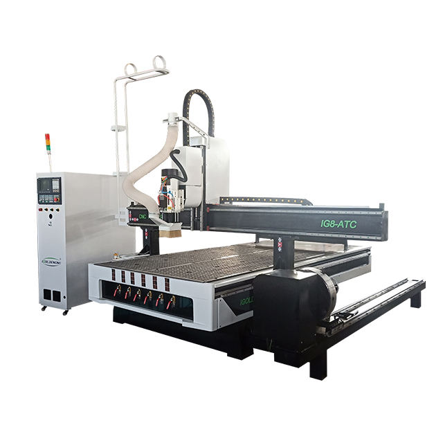 1325 atc cnc router 4 axis wood working woodworking machine with rotary