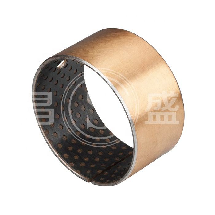Lead-Free Boundary Bush Self Lubricating DX Bushing POM Coated Plain Bearing