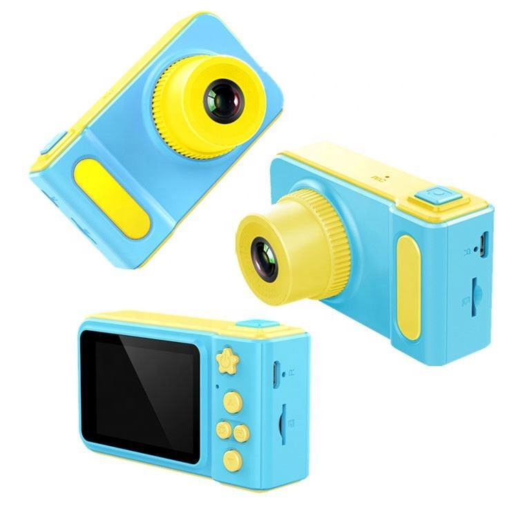 High Quality K5 Mini CameraためKids Toys 200W Pixels HD Game Player Baby Camera