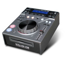 Factory Supply CD/USB/SD/MP3 Player Compatible With CD,CD-R,MP3,With Full DJ Control