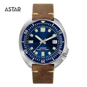 For small order 30atm stainless steel diving diver mechanical automatic watch man 1pcs can be ship 50pcs can be custom logo