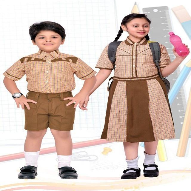 Bulk school uniform for boys and girls of every age