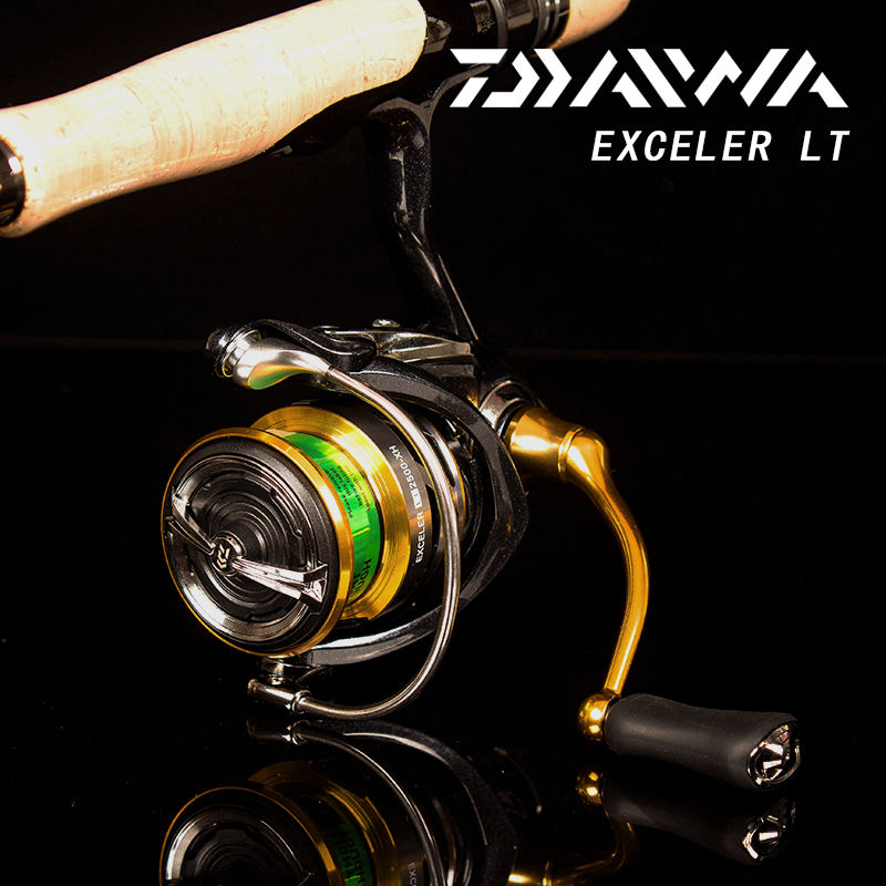 fishing tackle fishing reel japan daiwa exceler 4000 trolling reel for sale