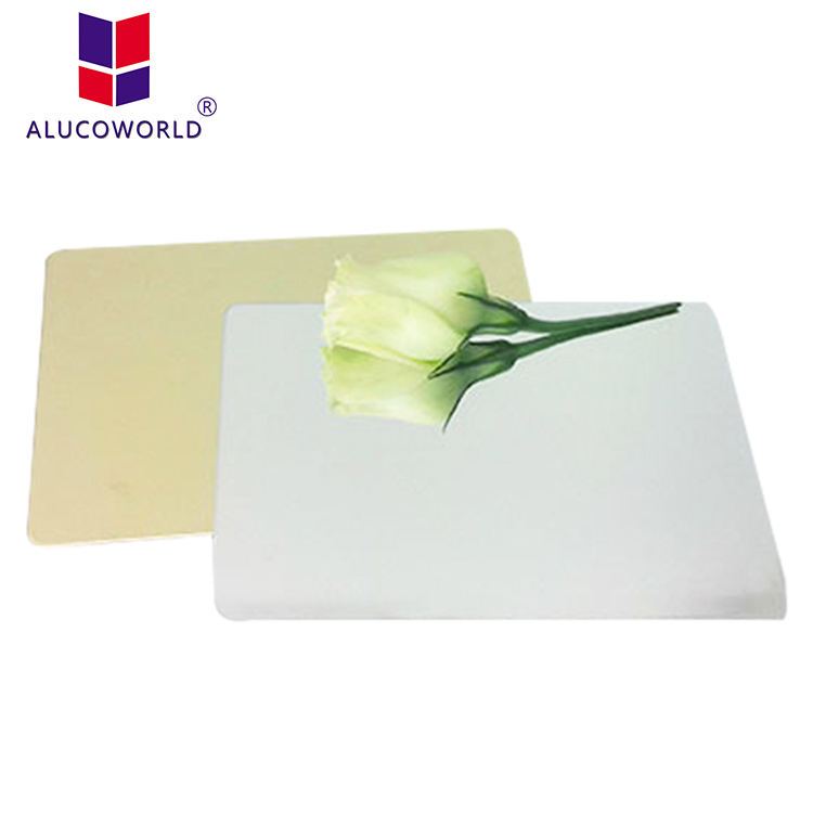 Alucoworld aluminium panel office partition decorative panel acm board