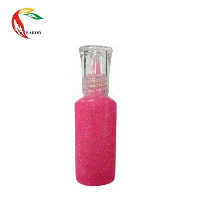 Hot Art & Craft Adhesive Stationery Glitter Glue Manufacturer