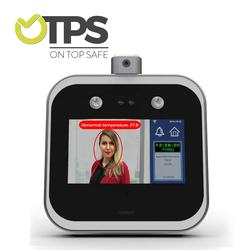 OTPS time attendance biometric IP camera face recognition te