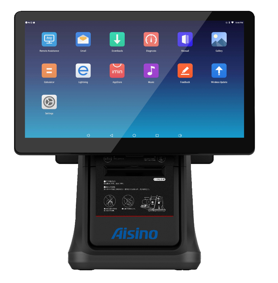 A680 Android Cash Register 15.6